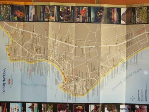 подробная карта курортов краснодарского края на побережье чёрного моря